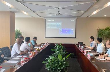 省大数据产业调研组赴青岛萨纳斯参观调研