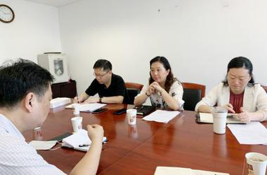 促进会随省考察组赴上海考察数据产业