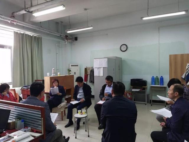高三正当时,围坐话发展——高三语文集备组召开学生发展集备会议